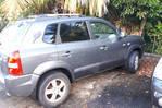 Hyundai Tucson 4wd 2008